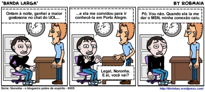 Episódio 5 - Banda Larga.