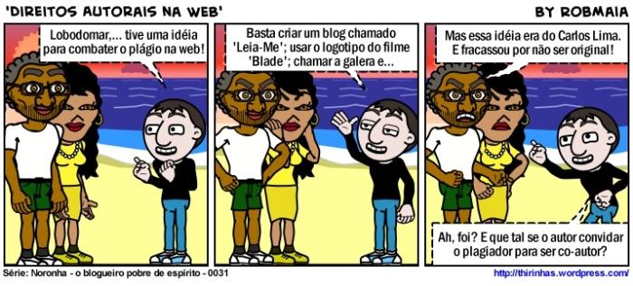 Episódio 31 - Direitos Autorais na WEB.
