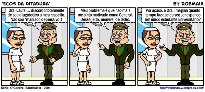 Episódio 1 - Ecos da Ditadura.