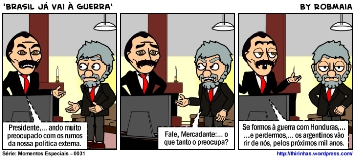 Episódio 31 - Brasil Já Vai à Guerra.